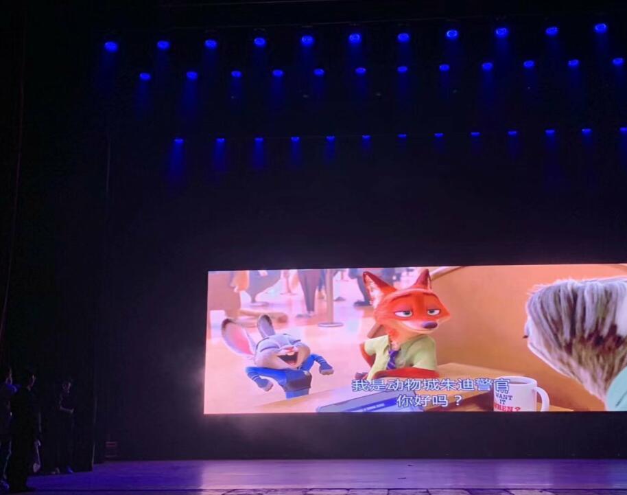 2019年广西翼视传媒艺术节晚会《配音秀》