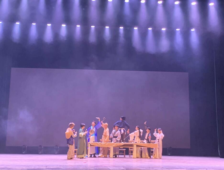 2019年广西翼视传媒艺术节《水泊梁山》