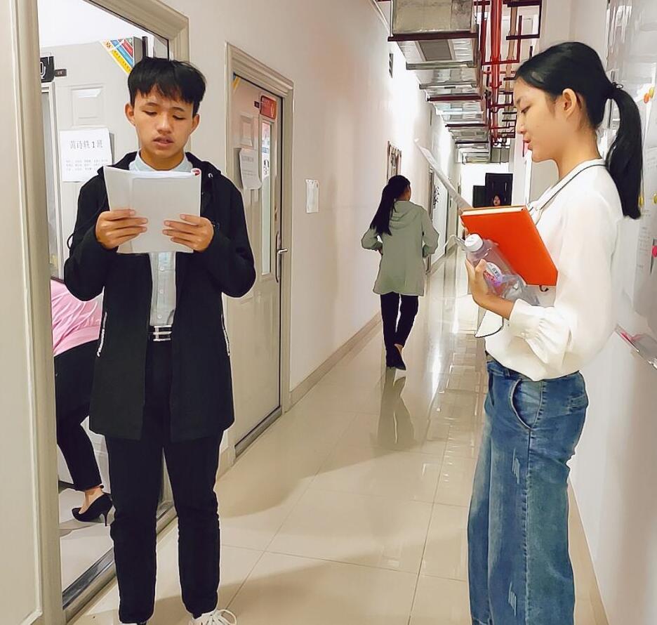 2020届广西翼视传媒播音主持艺考考前集训