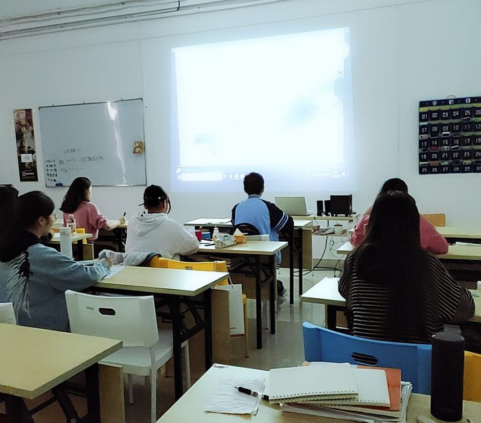 南宁编导专业统考校考模拟培训广西翼视传媒北湖校区